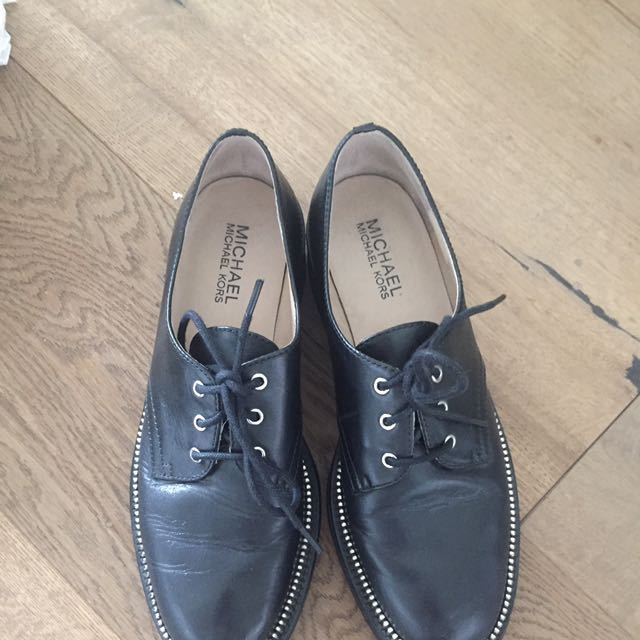 Michael Michael Kors Loafer Flat Oxfords