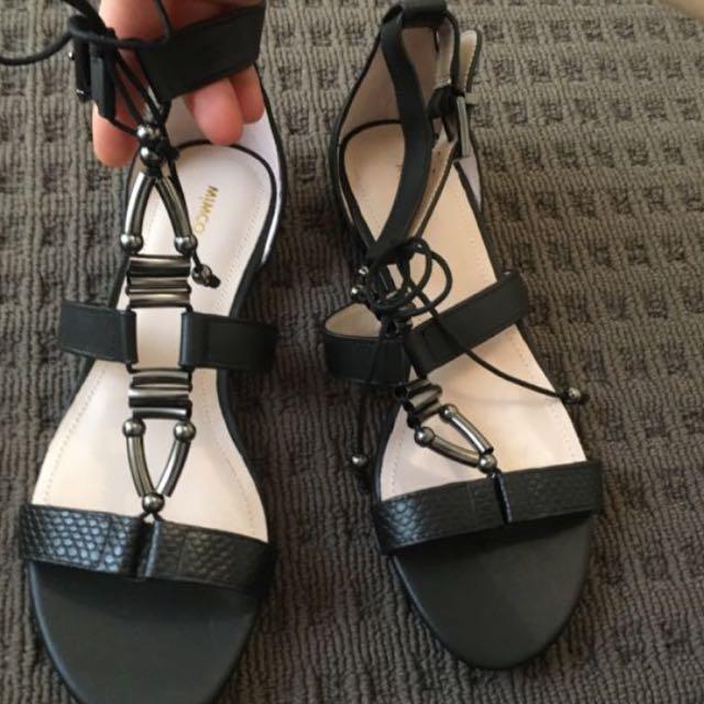 Mimco Sandals - 38