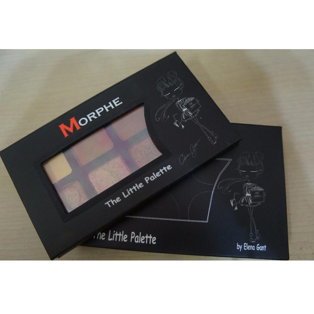 Morphe : The Little Palette