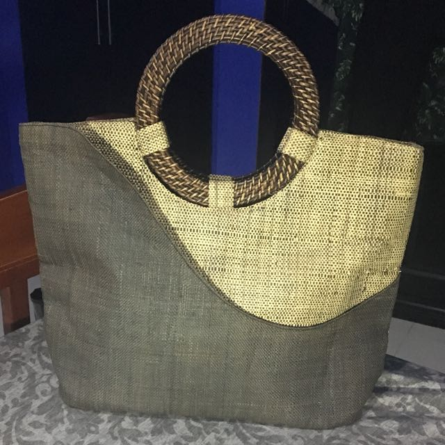 Native Bag From Bohol
