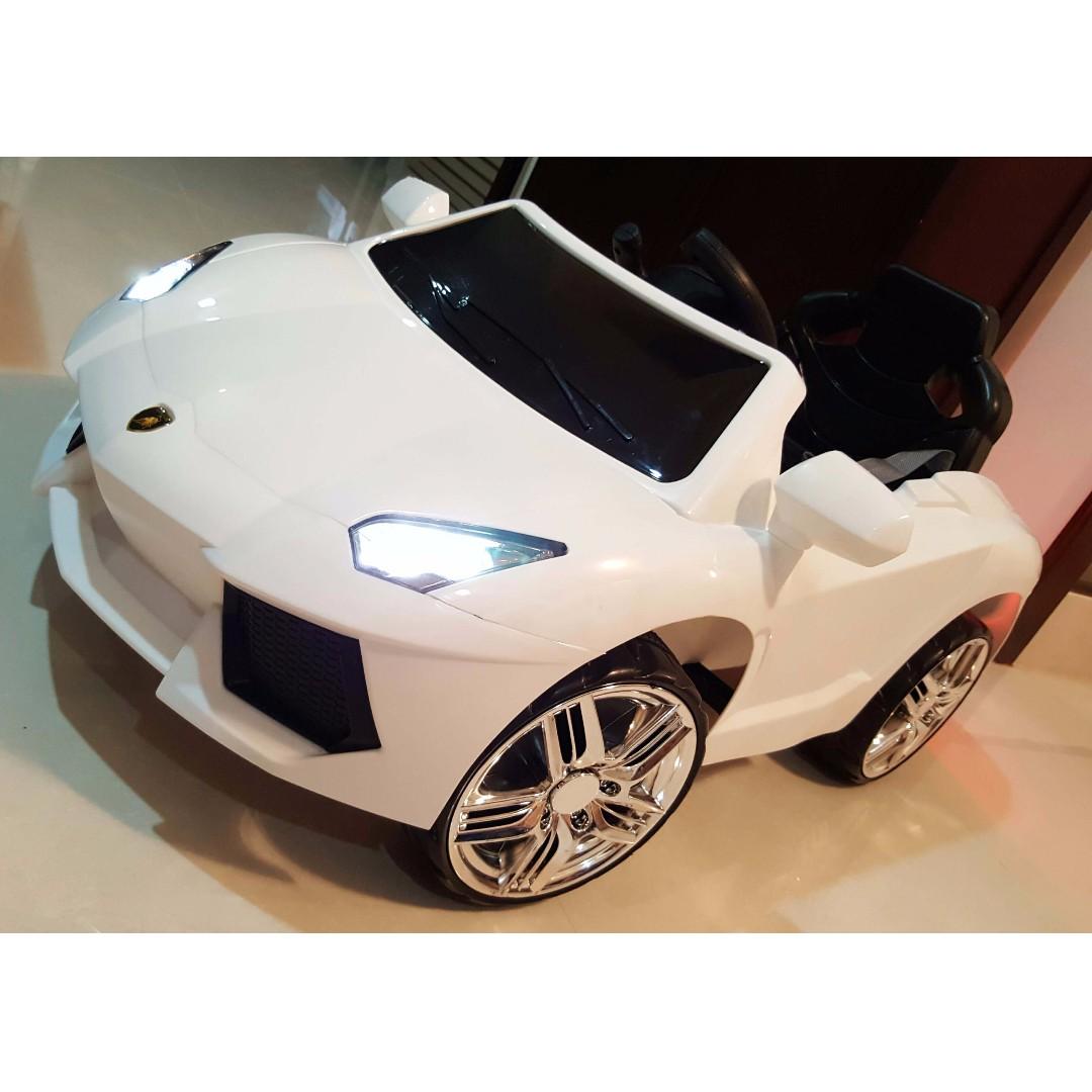 New Fully Assembled Lamborghini Aventador Kids Electric Car