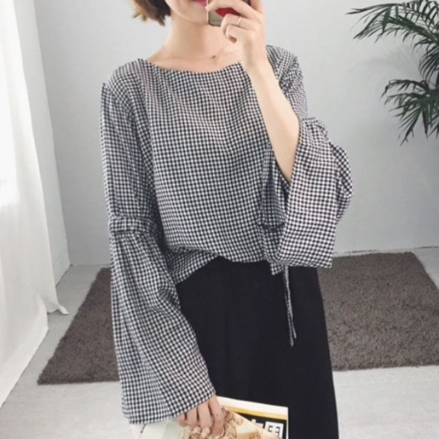 NEW TREND!! Bell Sleeves