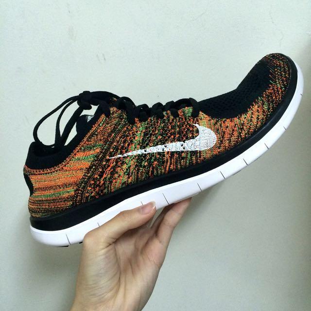 Nike 4.0 彩虹編織