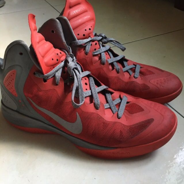 (保留中)Nike 籃球鞋