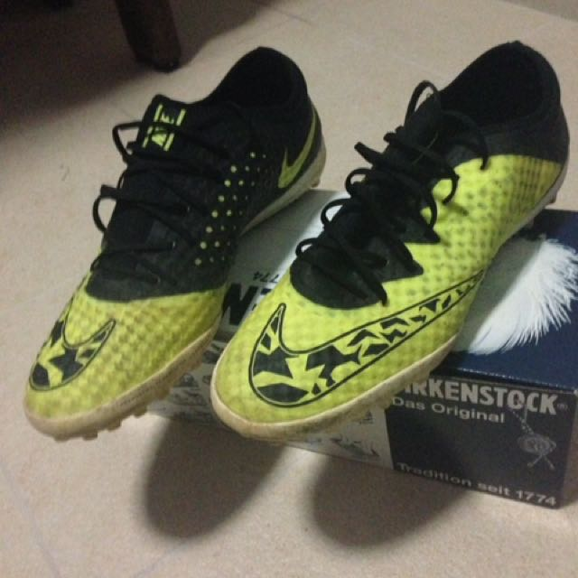 Nike Indoor Turf Soccer Shoes Sports Sports Apparel On Carousell