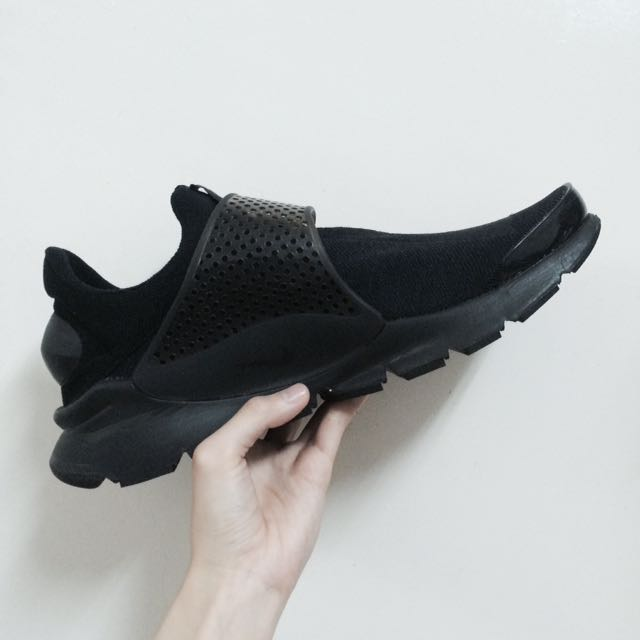 Nike Sock Dart 全黑 襪套