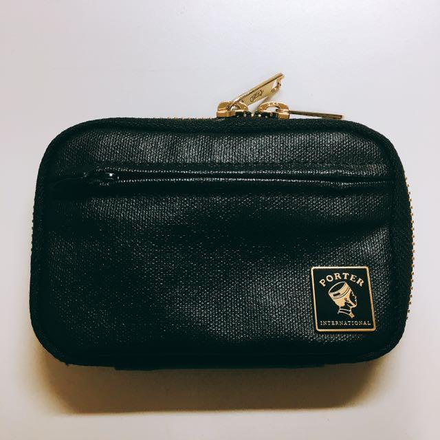 Porter 經典黑金鑰匙包