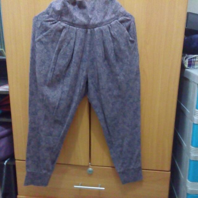 Preloved pants (garterized)
