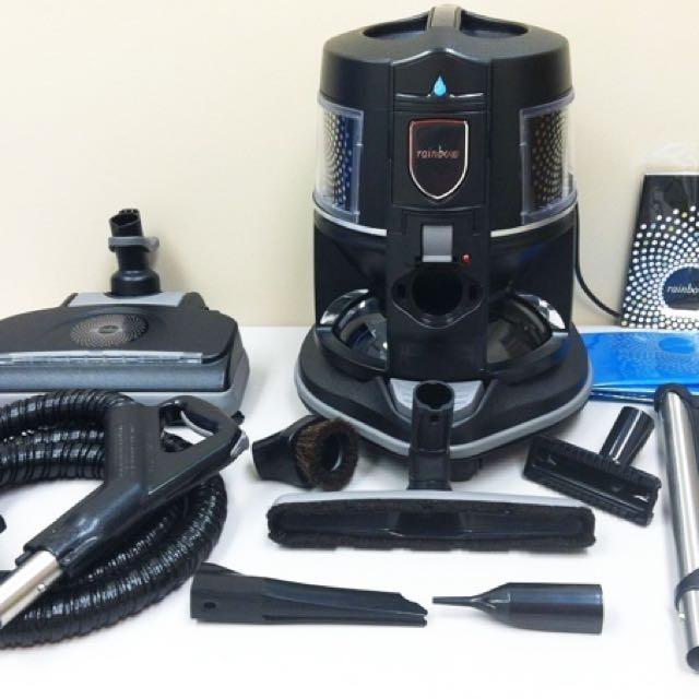 Rental Rainbow Vacuum Cleaning System Vacuum Air Purifier
