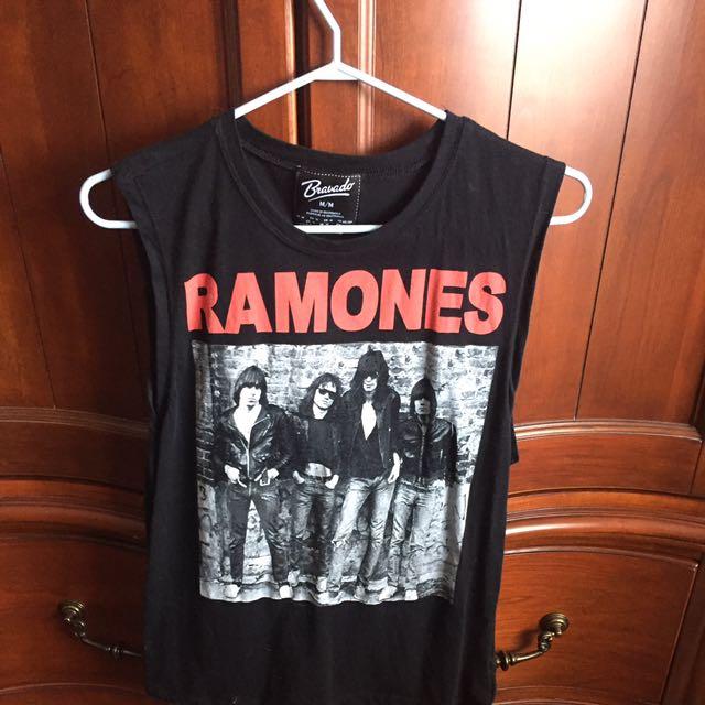 Ramones Cut Off