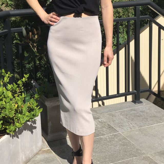 Seed Pencil Skirt Size XS ( Size 8)