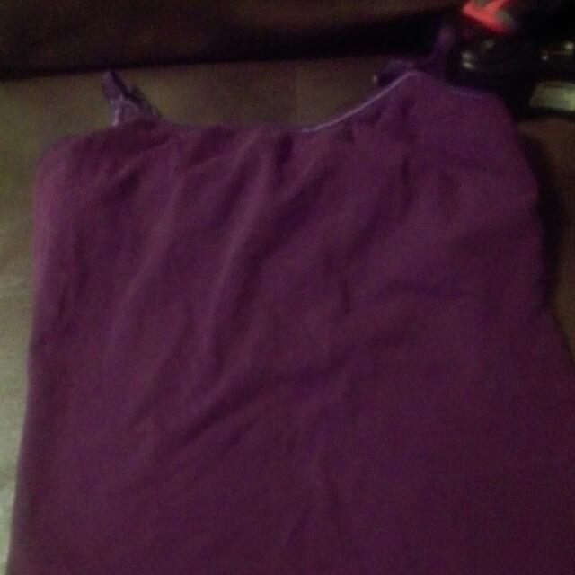 Selling Purple Tank Top
