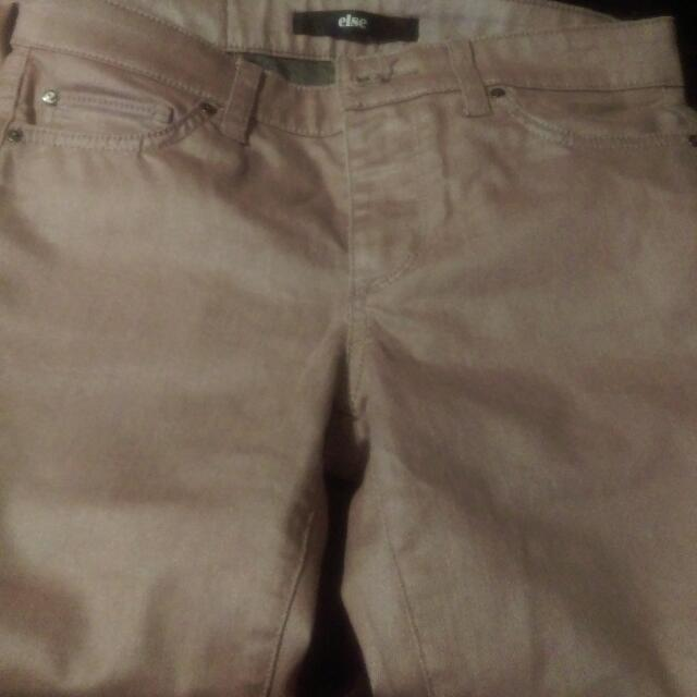 Selling Rose Colour Skinny Jeans Size 26