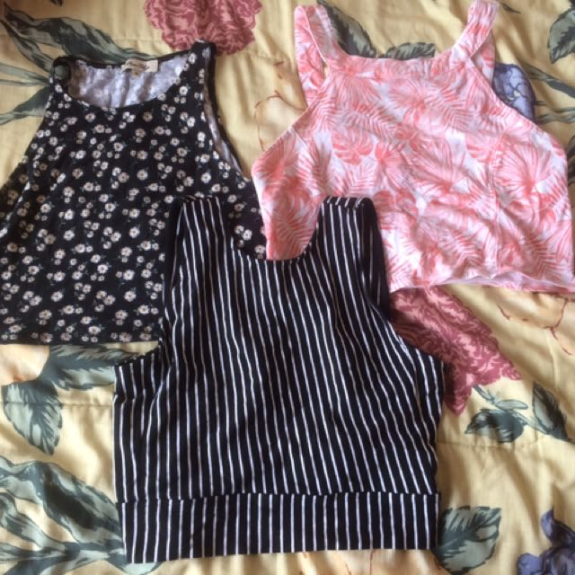 Set of Tops Size 12