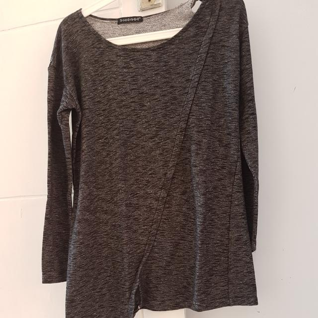 Sixence Symetrical Sweater