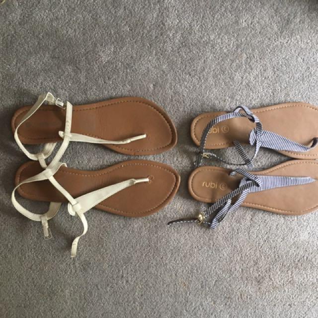 Size 11 Rubi Shoes Sandals