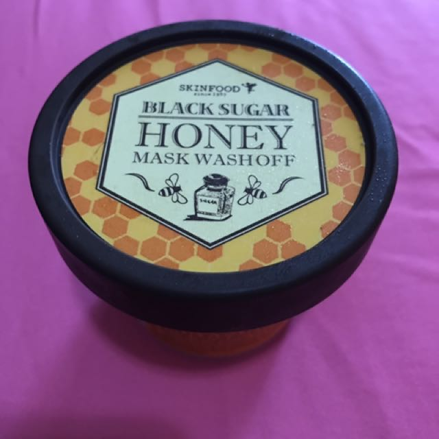 Skinfood Honey Black Sugar Mask