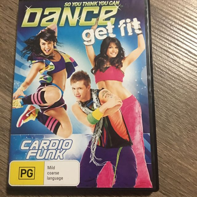 So You Think You Can Dance Exercise DVD