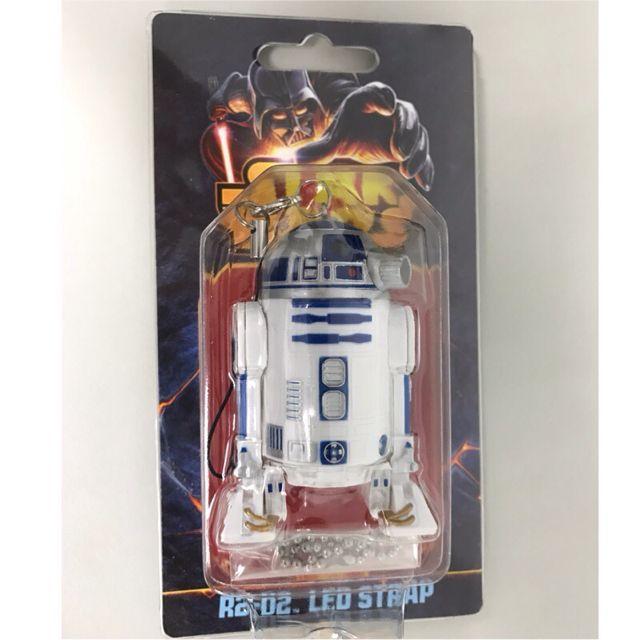 【銷庫存大降價定價再95折sale】StarWars 星際大戰 R2D2 手電筒
