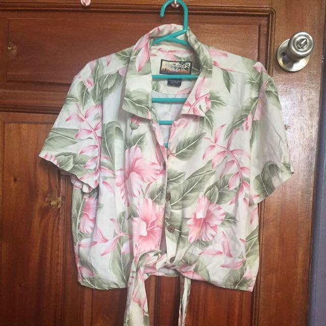Summer blouse M-L