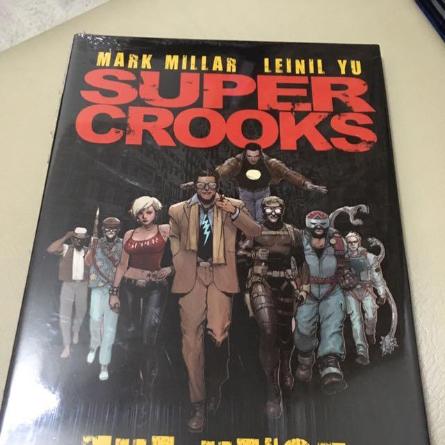 Super Crooks 1: The Heist