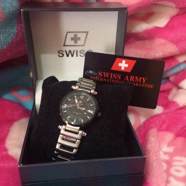Re-Price Swiss Army Watch Original