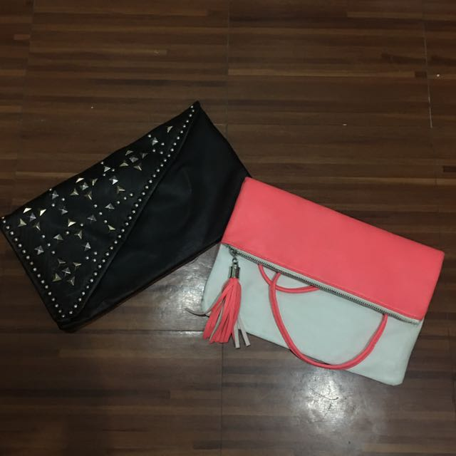 Terranova Clutch & Body Bag