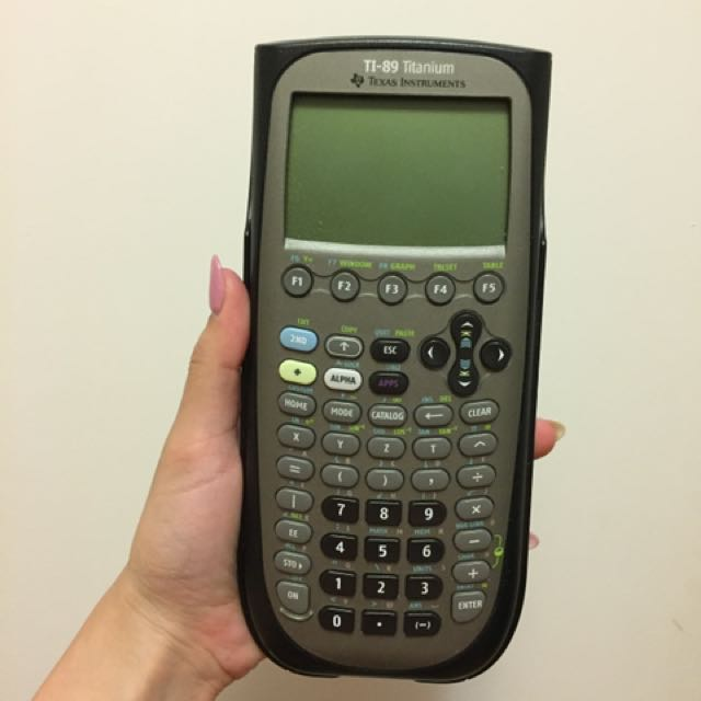 Texas Instruments 89 Calculator