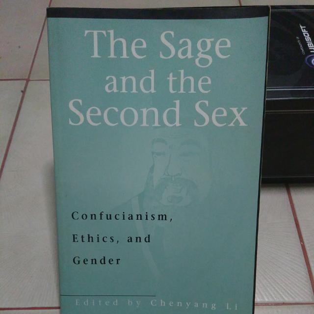 Confucianism ethics gender sage second sex