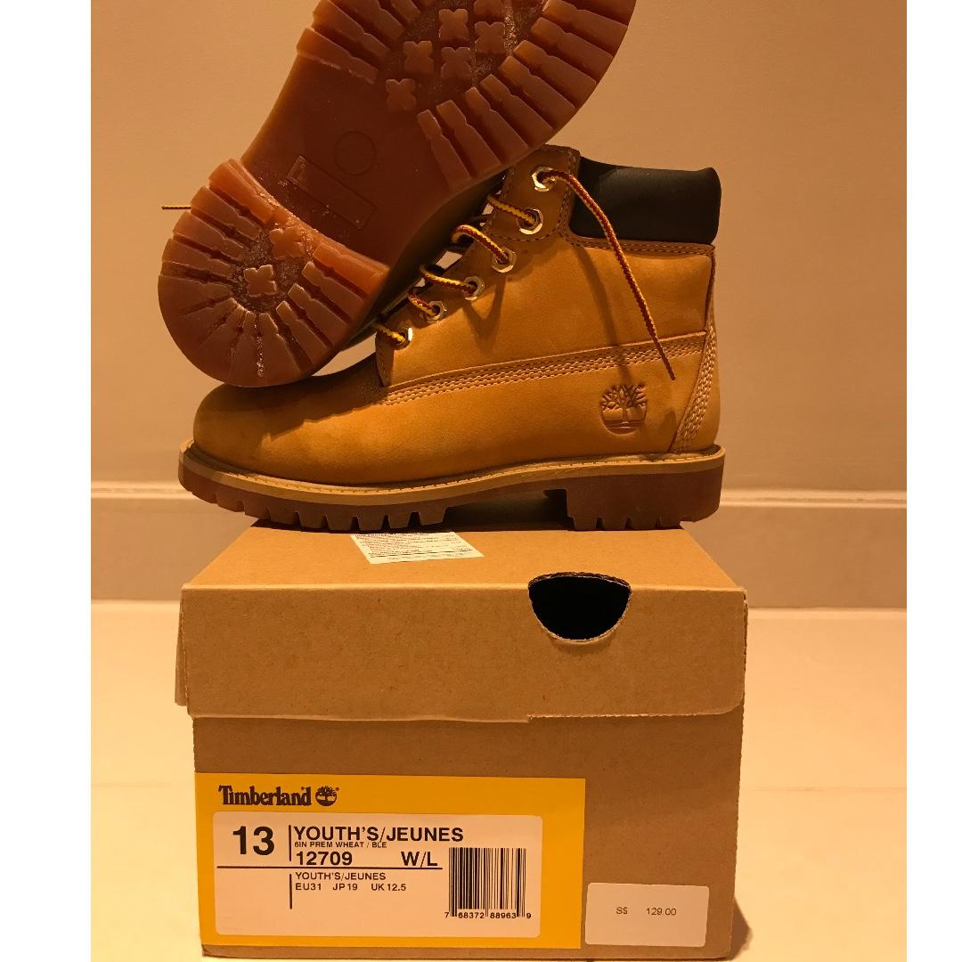 Timberland youth boots, Babies \u0026 Kids