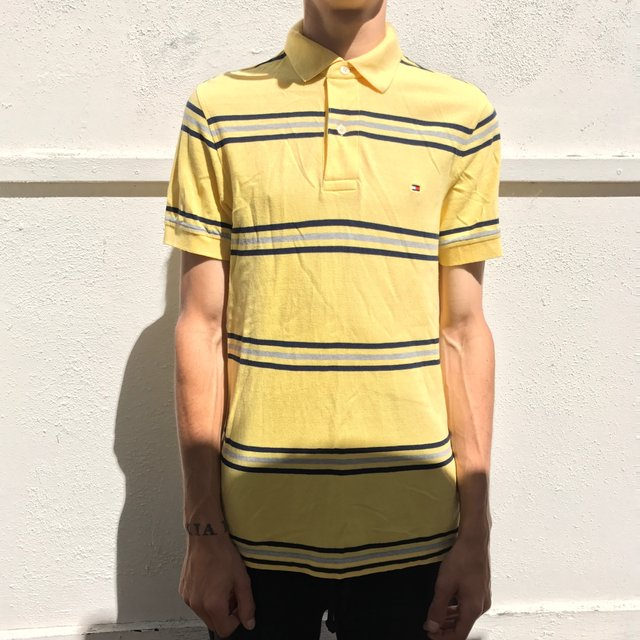 Tommy Hilfiger Stripe Polo