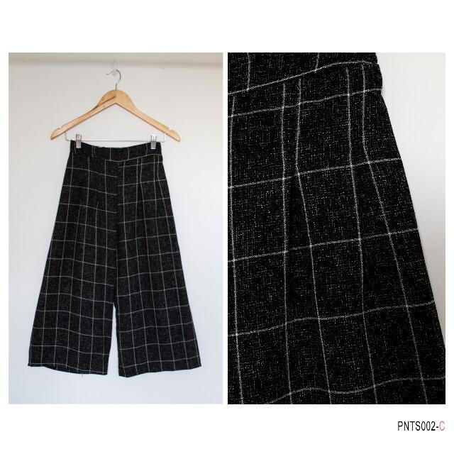 Tweed Culottes- SALE
