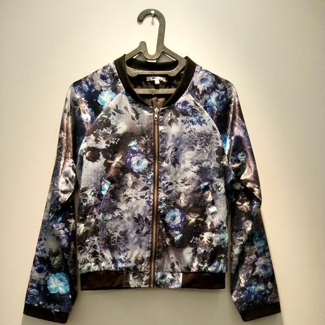 Valley Girl Bomber Jacket