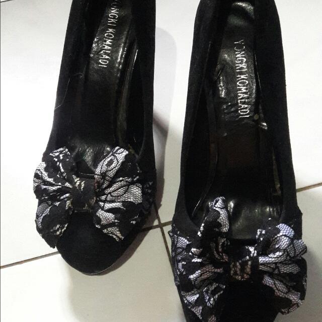 Yongki Komalady Heels Shoes