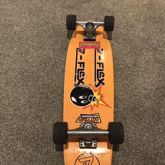 Z-Flex Vintage Skateboard