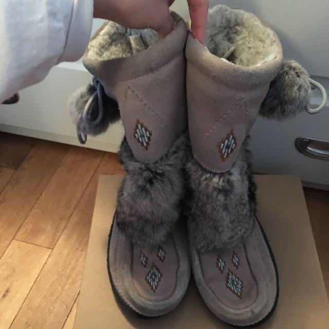ZiGiny Boots