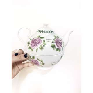 貴族系列陶瓷茶壺組
