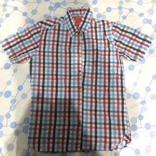 (NEGO) SALT AND PEPPER SHIRT