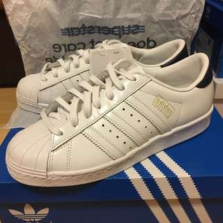 全新✨Adidas Superstar 貝殼鞋頭
