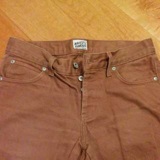 Naked And Famous Jeans Size 31