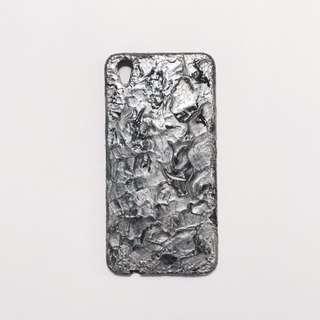 手作手機殼 | 液態