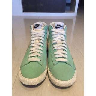 Nike Blazer 綠色 US8.5