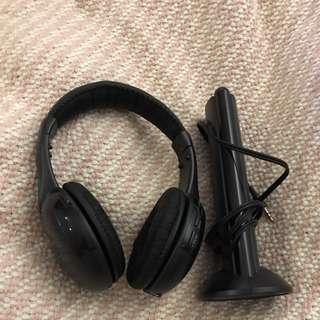 FM Hi-Fi Wireless Headphones