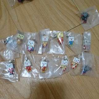 豆腐人22個含隱藏版