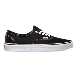 Vans Classic Era Black And White Us9