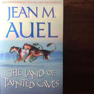 Earth's Children : The Land Of Painted Caves