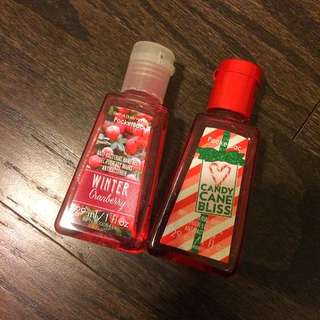 Bath and Body Works PocketBac Antibacterial Handgel