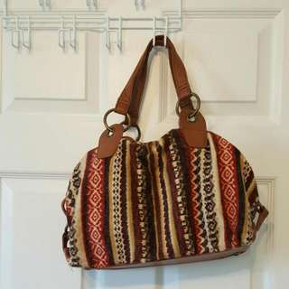Maurices Patterned Bag