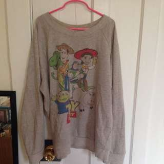 Vintage Toy Story Sweater