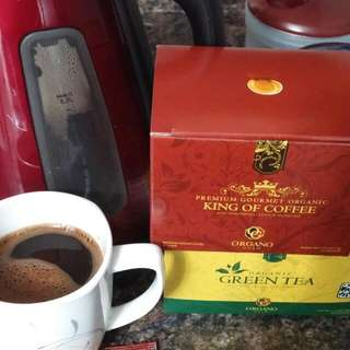 OG king Of coffee